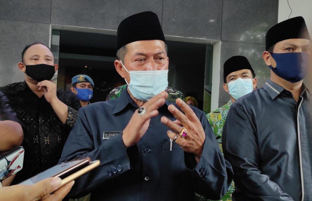 Besok, Walikota Serang Divaksin di Tangerang